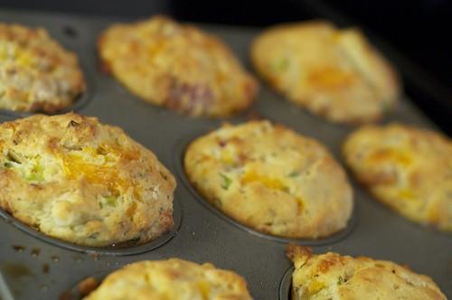 The Best Breakfast Muffin