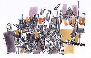 BBC Philharmonic Orchestra, Media city, Salford Quays 2 | by larosecarmine