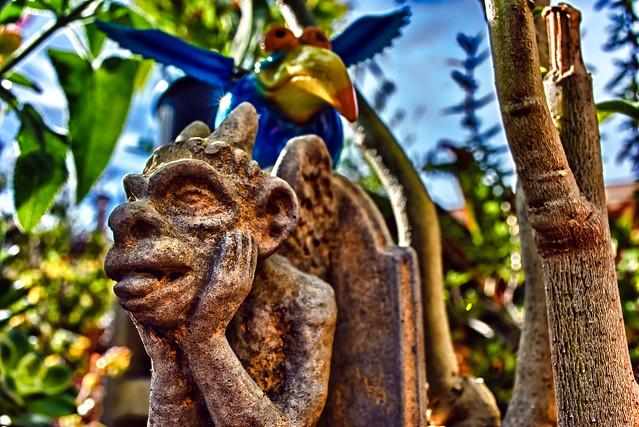 I Dream Of Dodo Birds And Gargoyles