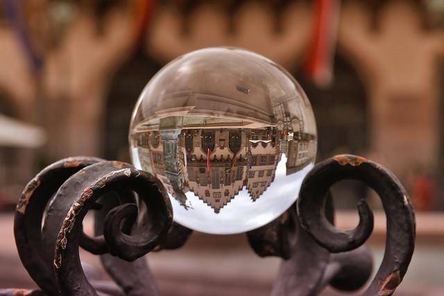 Römer in a sphere