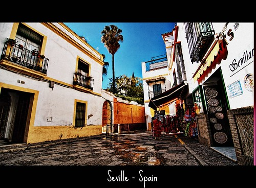 Seville - Jewish neighborhood | by Neticola