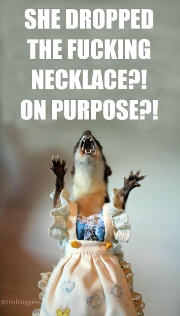 In celebration of weasels and the re-relase of Titanic