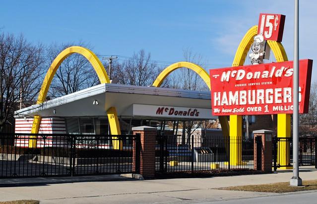 McDonald's #1 Store Museum, Des Plaines, Illinois