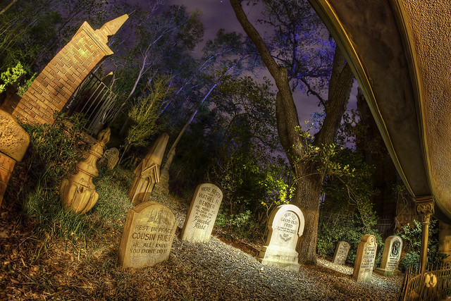 Magic Kingdom: The Haunted Mansion