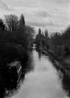 The Canal HP5+ | by Josh_Wolf