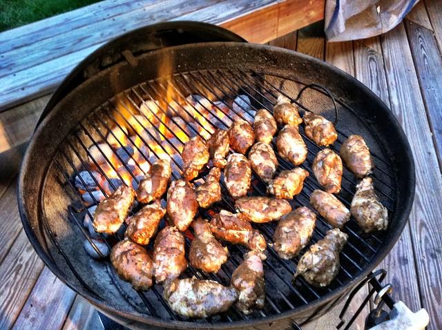 Wings - Jerk Chicken