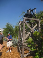 100-year old Pennock Plantation Bell