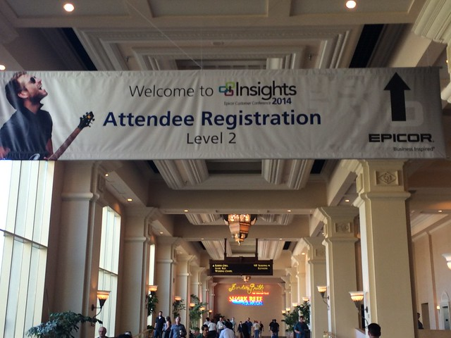 Event Report: Epicor Recaptures Mojo With Insights 14 - A