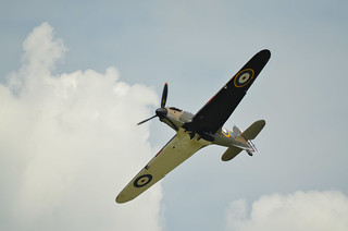 Hawker Hurricane Mk IIa