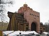 Kyjev – Zlatá brána, foto: Ilona Trnková