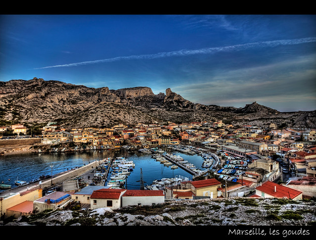 ★ Marseille, le village des goudes  ~ Karim SAARI ©