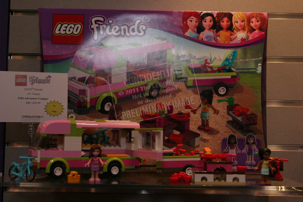 Lego Friends 3184