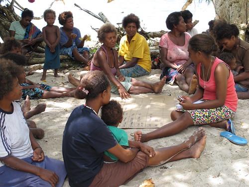 Solomon Islands. Photo by Kirsten Abernethy, 2011.