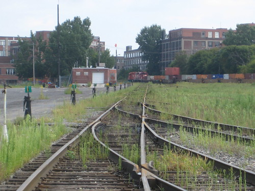 Abandoned Outremont Yard | by Michael Berry Railfan