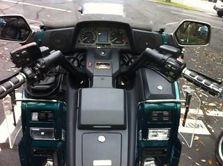 Goldwing 1500 SE Cockpit | by Japanese Jim