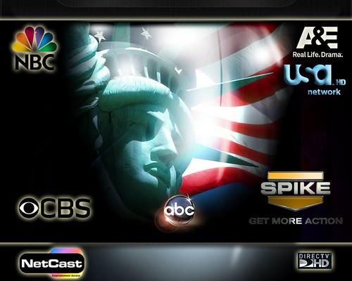 Plex NetCast - USA TV Networks Backdrop / Wallpaper | Flickr