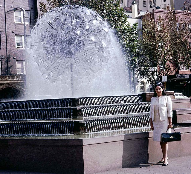 Fountain - Kings Cross - Sydney NSW Australia
