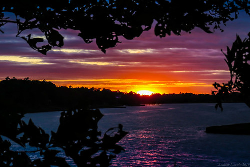 sunset water cove massachusetts freetown shepards andrewlincolnphotographer