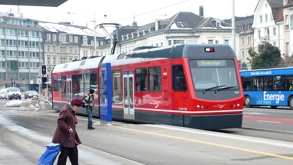 Bahnhofstrasse, Solothurn