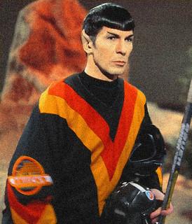 Spock - Flying V