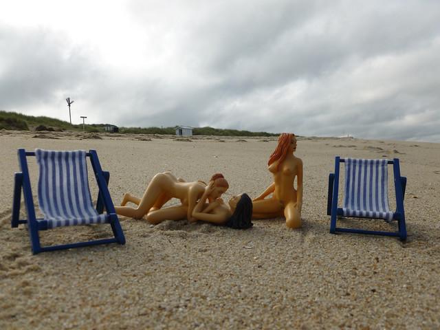 FKK Strand in Rantum