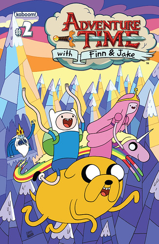 Adventure Time #2 | by Fred Seibert