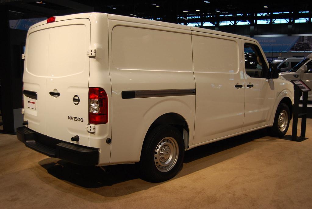 Nissan Nv 1500 Cargo Van