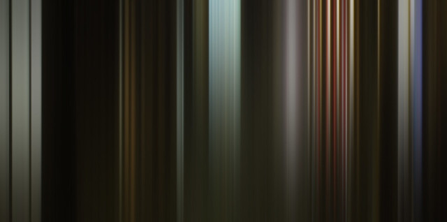 abstract: motion blur