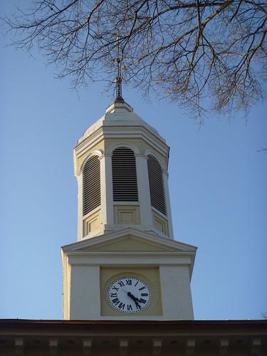 virginia clocktower cupola courthouse warrenton fauquiercounty