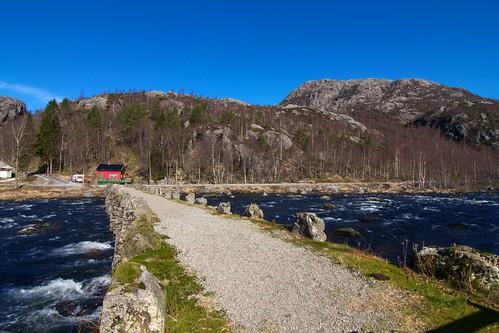 Terland klopp, Gyadalen, Eigersund | by ks mikkelsen