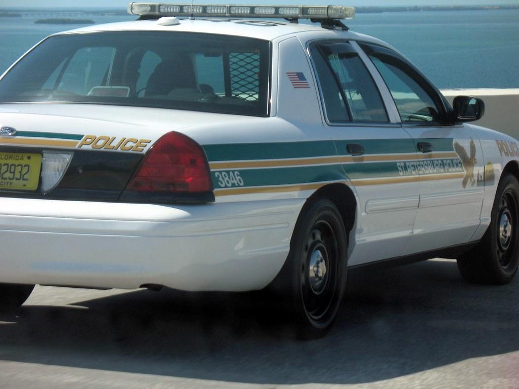 FL - ST  Petersburg Police Department | (Taken by grandma) O