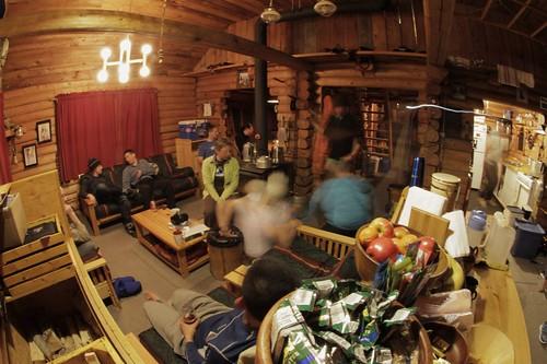Tue, 2012-02-21 09:01 - inside Mcgillavry Hut