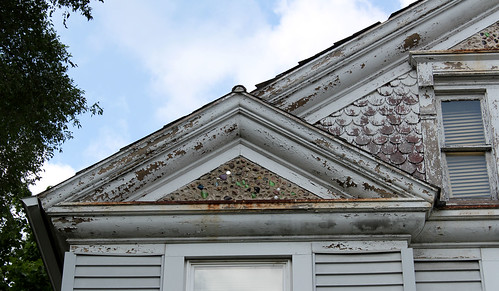 county ohio house glass urbana champaign bizarre gable
