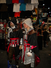 Two Ezio's from Assassin's Creed II