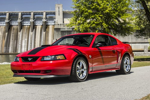 Front Shot - Mustang Mach1 | by Hemicota
