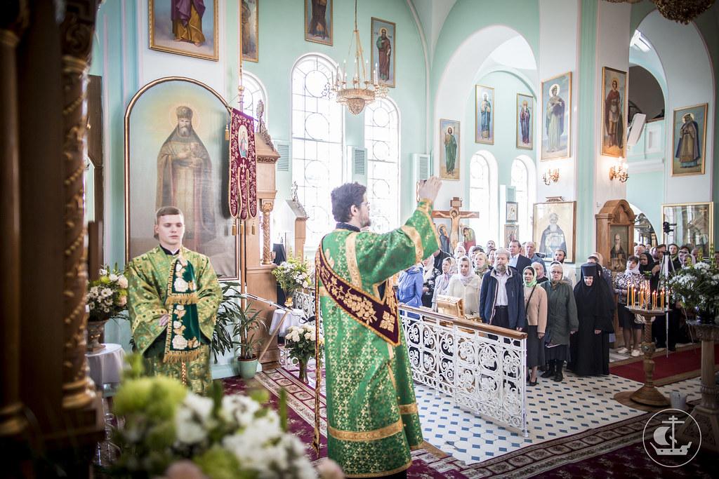 14 июня 2016, Литургия в Иоанновском монастыре / 14 June 2016, Liturgy in the Ioannovsky Convent
