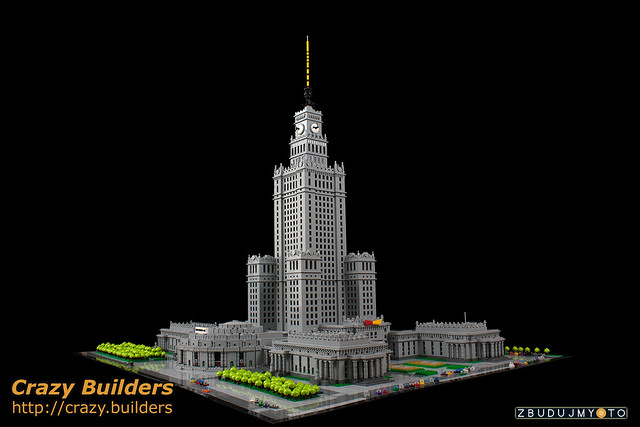 Warsaw's Palace of Culture and Science
