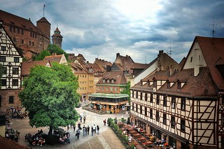 Nürnberger Altstadtpanorama | by stefanjurca