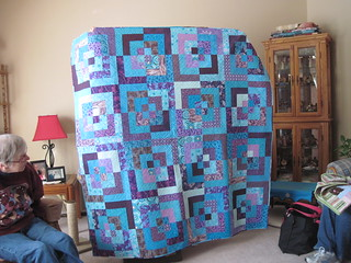 Jeanne's quilt | by Piecemeal Quilts
