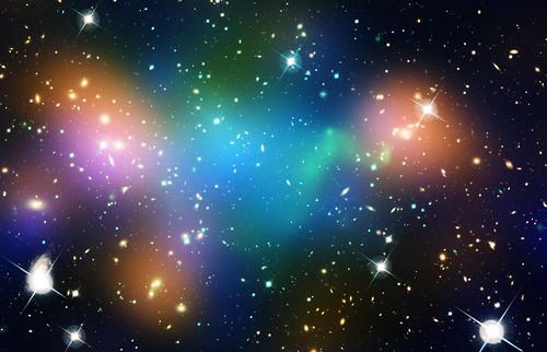 Dark Matter Core Defies Explanation   by NASA Goddard Photo and Video