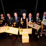 De Gentse ondernemer 2012: Alle winnaars !