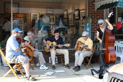 Pickers, North End Gallery, Leonardtown