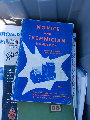Novice and technician handbook