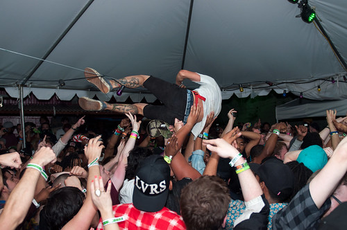 Juicy J crowd | by Tanya R.