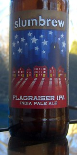 Slumbrew Flagraiser IPA | by walknboston