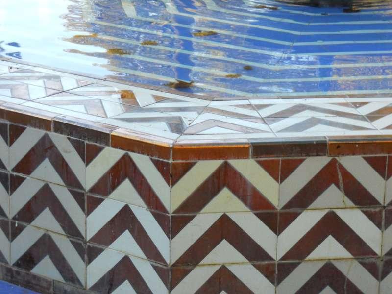 Fuente en Parque María Luisa Sevilla 3