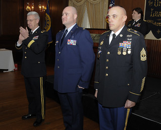 Major O.V. Catto Medal Awarded to First Recipients | by PANationalGuard
