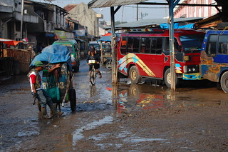 Hard Mission across Mud | by Ikhlasul Amal