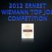 2012 Top Job Winners
