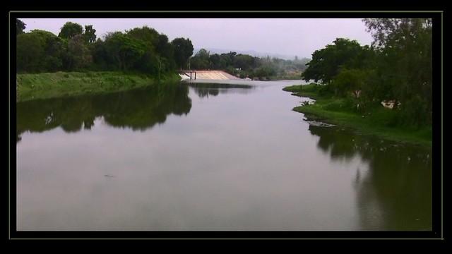 Thailand, Flusslandschaft ,  2